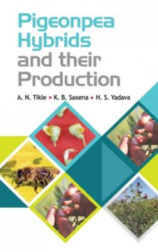 pigeonpea hybrids and their production-9789383305957