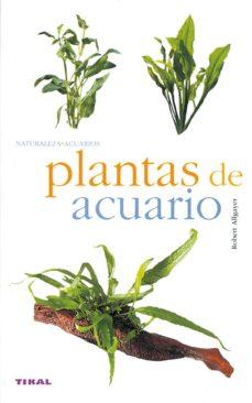 plantas de acuario-robert allgayer-9788430551729