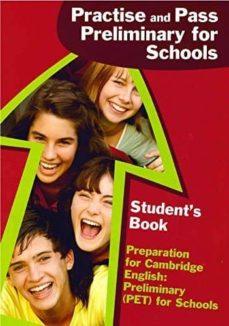 practice and pass pet schools alumno-9781905085910