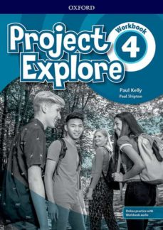 project explore 4 workbook pack-9780194256353