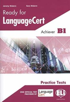 ready for language cert achiever b1. practice tests-9788853626721