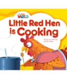 red hen big book-9781285191645