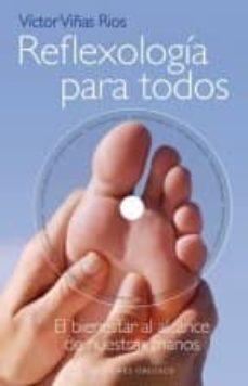 reflexología para todos (+dvd)-victor viñas rios-9788415968245