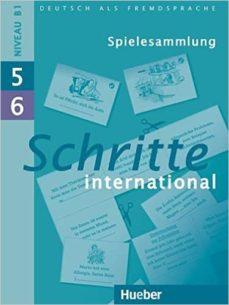 schritte international 5+6. spielesammlung-9783197418551