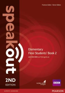 speakout elementary 2nd edition flexi students  book 2 pack-9781292160955