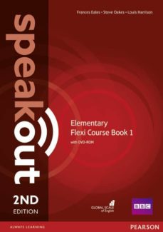 speakout elementary 2nd edtion flexi coursebook 1 pack-9781292149295
