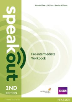 speakout pre-intermediate 2nd edition workbook without key-9781292114422