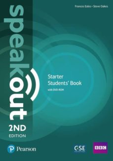speakout starter 2nd edition students  book and dvd-rom pack-9781292115986