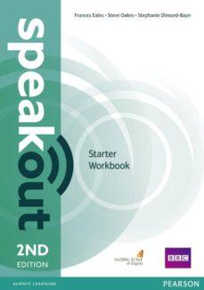 speakout starter 2nd edition workbook without key-9781292114484