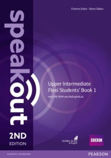 speakout upper intermediate 2nd edition flexi students  book 1 pack-9781292161020