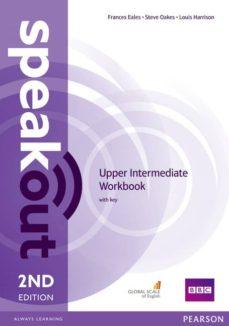 speakout upper intermediate 2nd edition workbook with key-9781447977186
