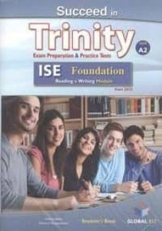 succeed in trinity foundation (a2) reading & writing self-study edition (student s book, self study guide & mp3 audio cd)-9781781642627