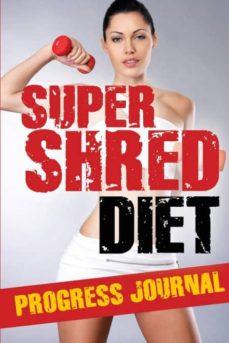 super shred progress journal-9781633835016