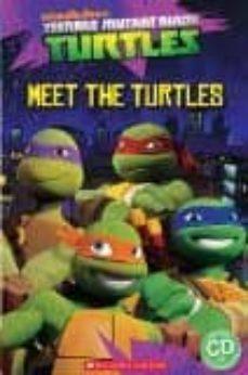teenage mutant ninja turtles: meet the turtles (starter level - yle pre-starters) (book + cd)-9781909221819