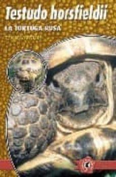 testudo horsfieldii: la tortuga rusa-thomas wilms-9788493415020