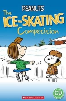 the ice-skating competition (book + cd)-9781910173329