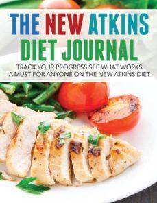 the new atkins diet journal-9781633838215