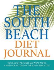 the south beach diet journal-9781633838222