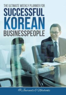 the ultimate weekly planner for successful korean businesspeople-9781683057154