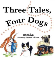 three tales, four dogs-9780989329057