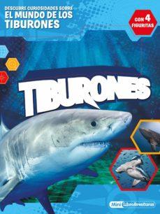 tiburones. mini-libroaventuras-9788408236368