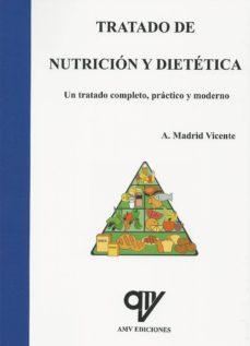 tratado de nutricion y dietetica-antonio madrid vicente-9788494198076