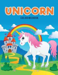 unicorn coloring book-9781635894240