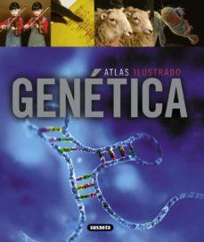atlas ilustrado de genetica-enzo gallori-9788467716986