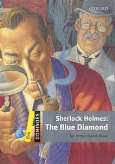 dominoes 1 the blue diamond mp3 pack-9780194639477