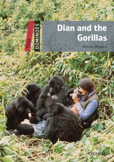 dominoes 3. dian and the gorillas (+ mp3)-9780194639774
