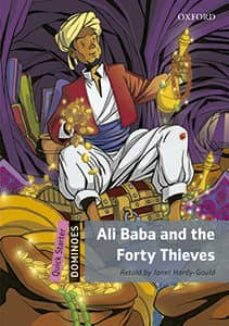 dominoes quick start alibaba & the 40 thieves mp3 pack-9780194638982
