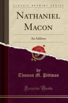 nathaniel macon-9781331392798