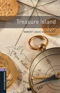 oxford bookworms library 4 treasure island mp3 pack-robert louis stevenson-9780194621144