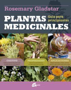 plantas medicinales: guia para principiantes-rosemary gladstar-9788484456094